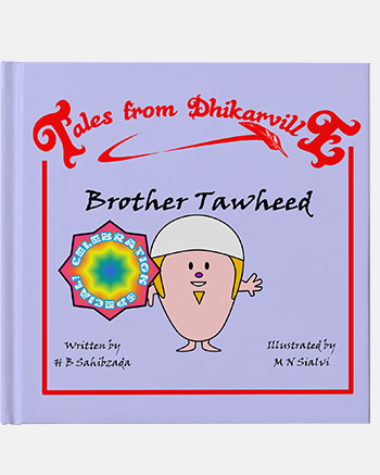 Brother Tawheed - Happily Ever After (With Stickers)